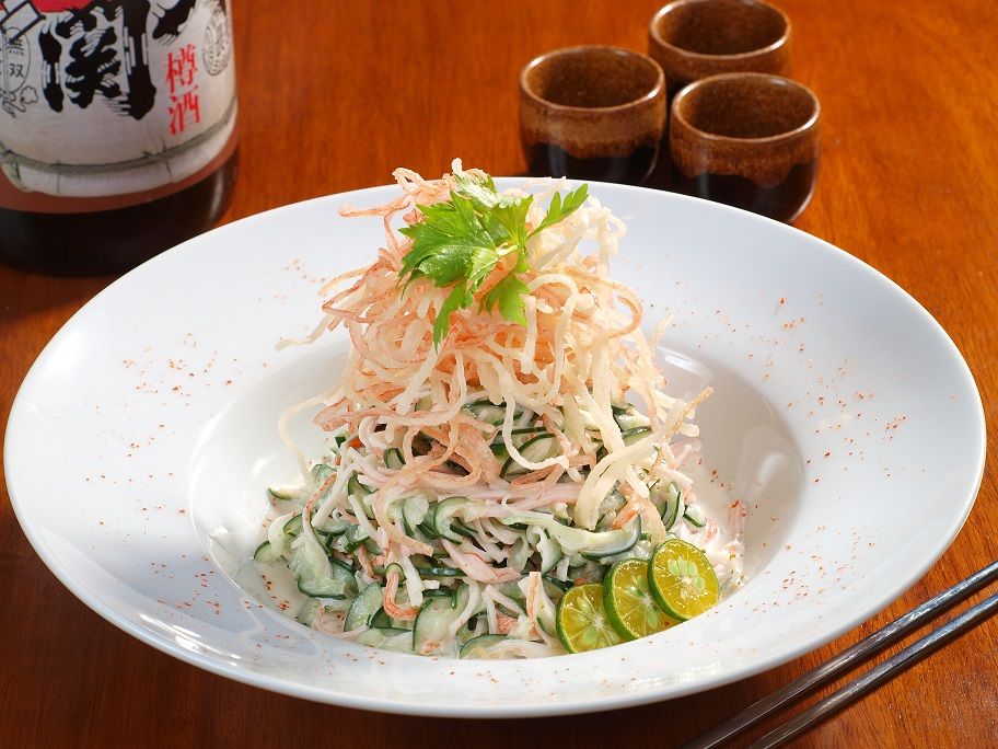 Kani Crab Salad